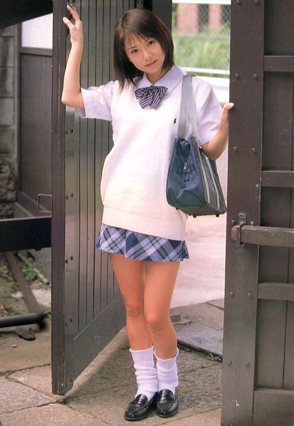 Naked cute teen school girl — 1