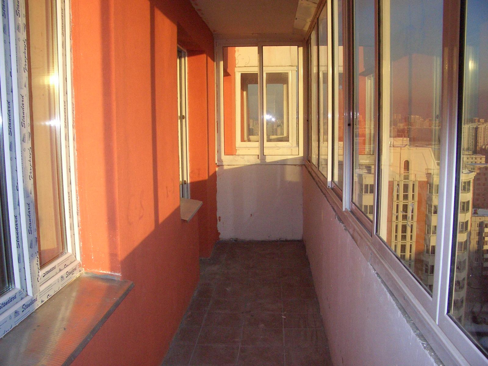 Мой новый балкон - любимая комната и что в ней творится+).