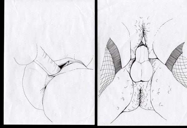 Рисуем порно картинки — img 12
