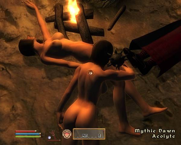 Порно обливиан