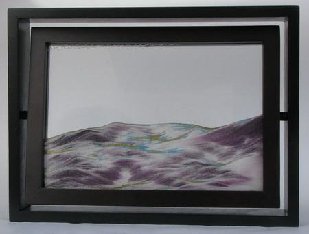 Картина из песка