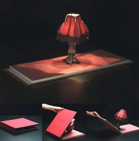 Книжка-светильник