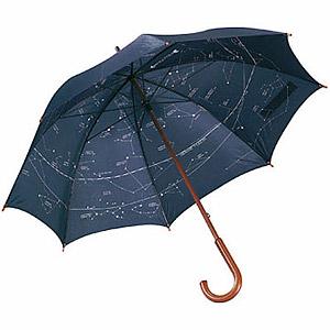 Зонт со звездным небом