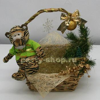 Корзина для подарков