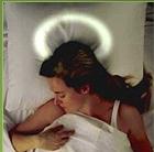 Подушка с нимбом