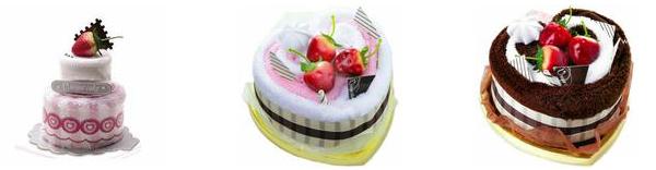 Полотенце-торт