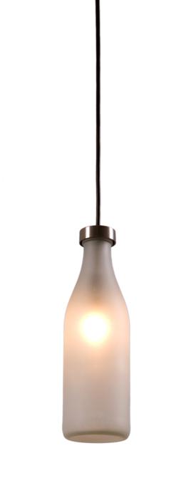 Лампа-бутылка