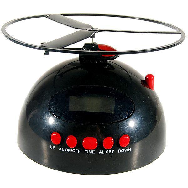 Будильник-вертолет