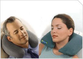 оригинальная подушка для шеи
