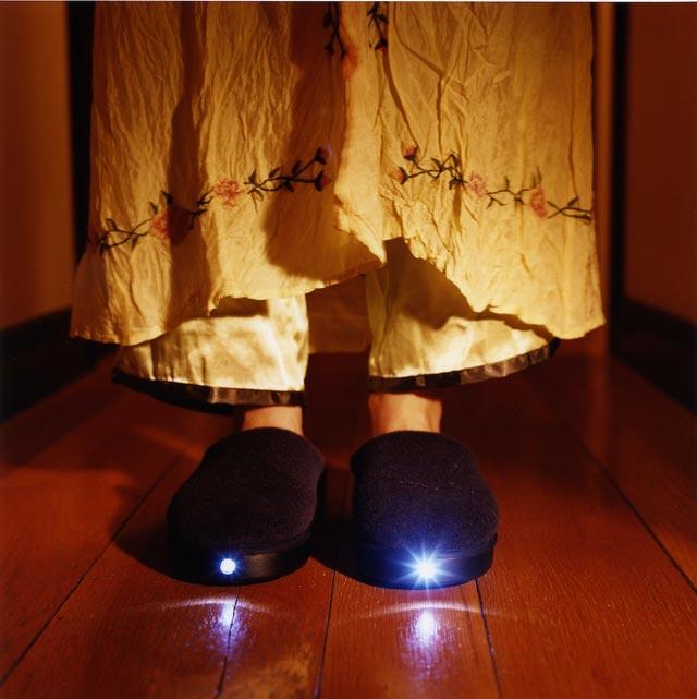 Тапки с подсветкой