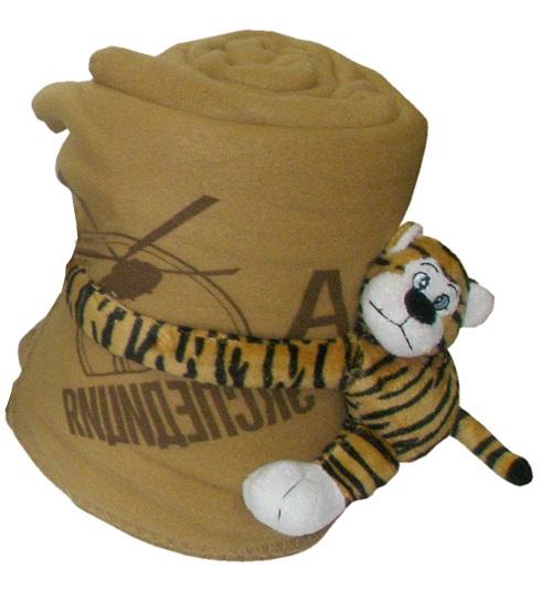 Игрушка-обнималка:  тигренок