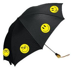 Прикольный зонтик