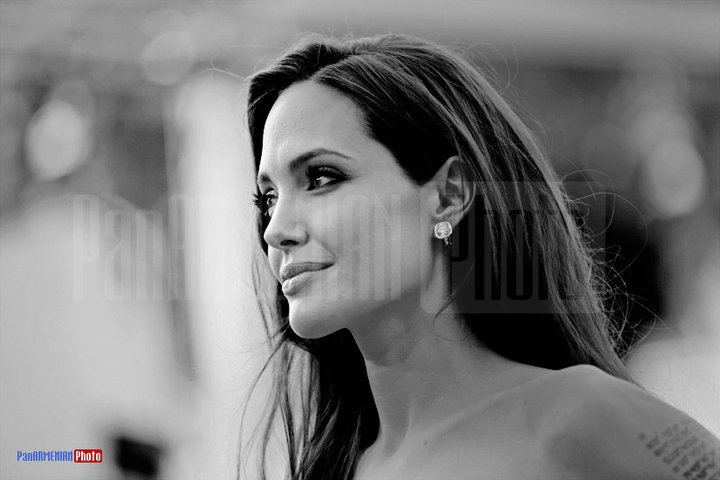 Angelina Jolie | ©PanARMENIAN Photo / Vahan Stepanyan