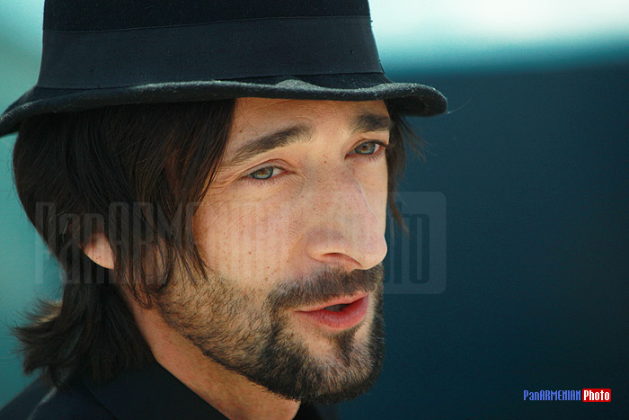 Adrien Brody | ©PanARMENIAN Photo / Vahan Stepanyan