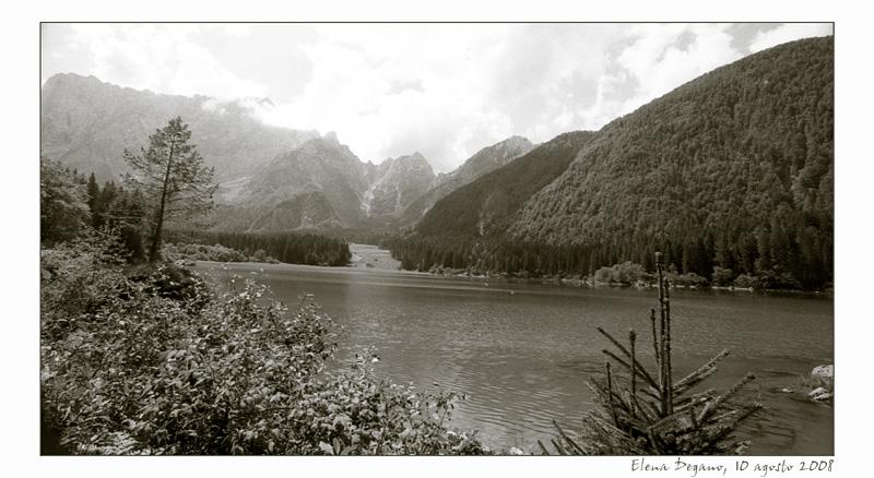 Италия, Альпы. Italia, Alpi