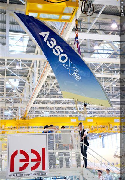 A350 winglet