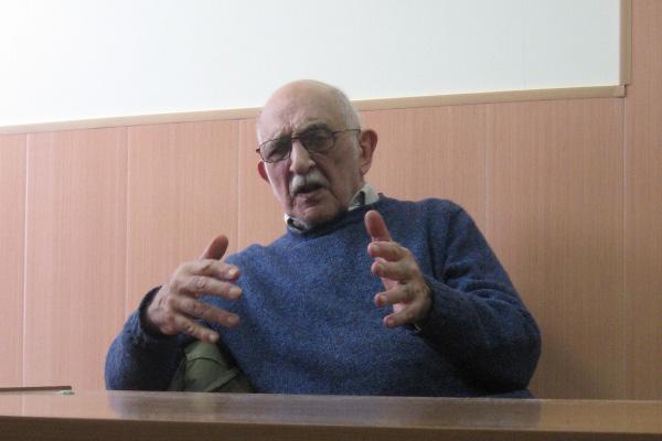 АЛЕКСАНДР МОИСЕЕВИЧ ПЯТИГОРСКИЙ (1929 - 2009)
