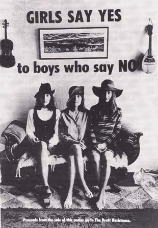 GIRLS SAY YES TO BOYS WHO SAY NO
