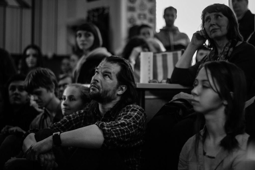 ЛЕКЦИЯ АНИТОНА КРОТОВА В ПЕТРОЗАВОДСКЕ. 14 МАЯ 2014 ГОДА