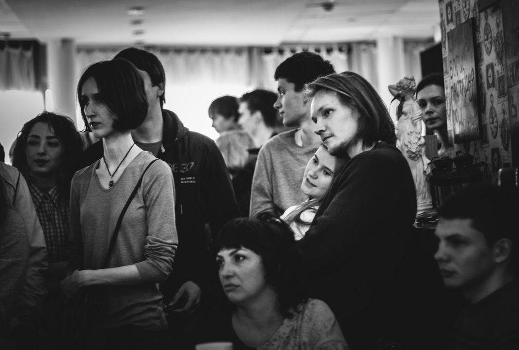 ЛЕКЦИЯ АНТОНА КРОТОВА В ПЕТРОЗАВОДСКЕ. 14 МАЯ 2014 ГОДА