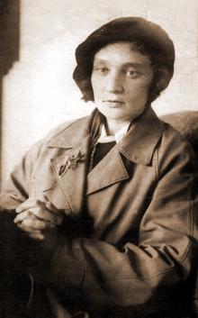 МАРИЯ ВЕНИАМИНОВНА ЮДИНА (1899 - 1970)