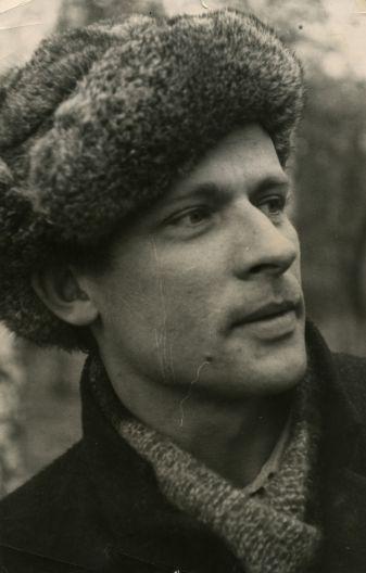 МОЙ ОТЕЦ - МОСКОВСКИЙ ХУДОЖНИК СТАНИСЛАВ СТАНИСЛАВОВИЧ ШМАТОВИЧ (1937 - 2000)