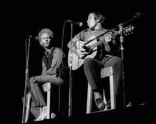 SIMON & GARFUNKEL 03.01.1968 KRAFT MUSIC HALL