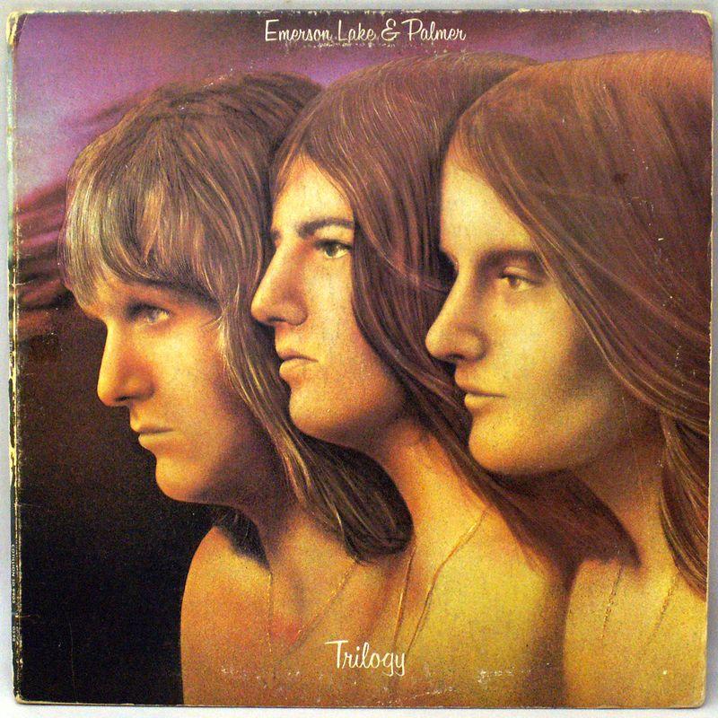 EMERSON, LAKE & PALMER 1972 TRILOGY