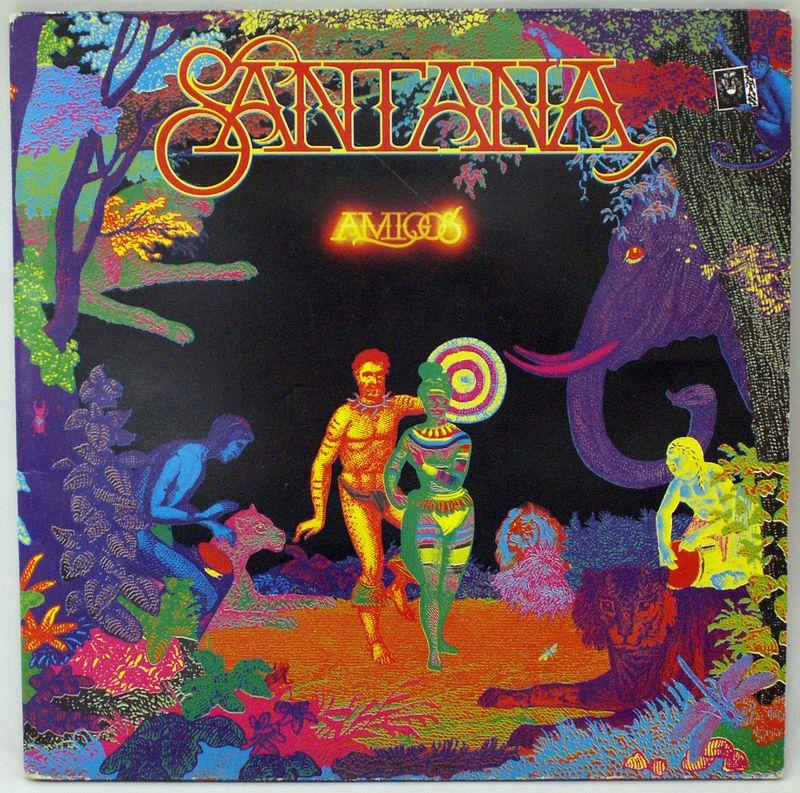 SANTANA 1976 AMIGOS