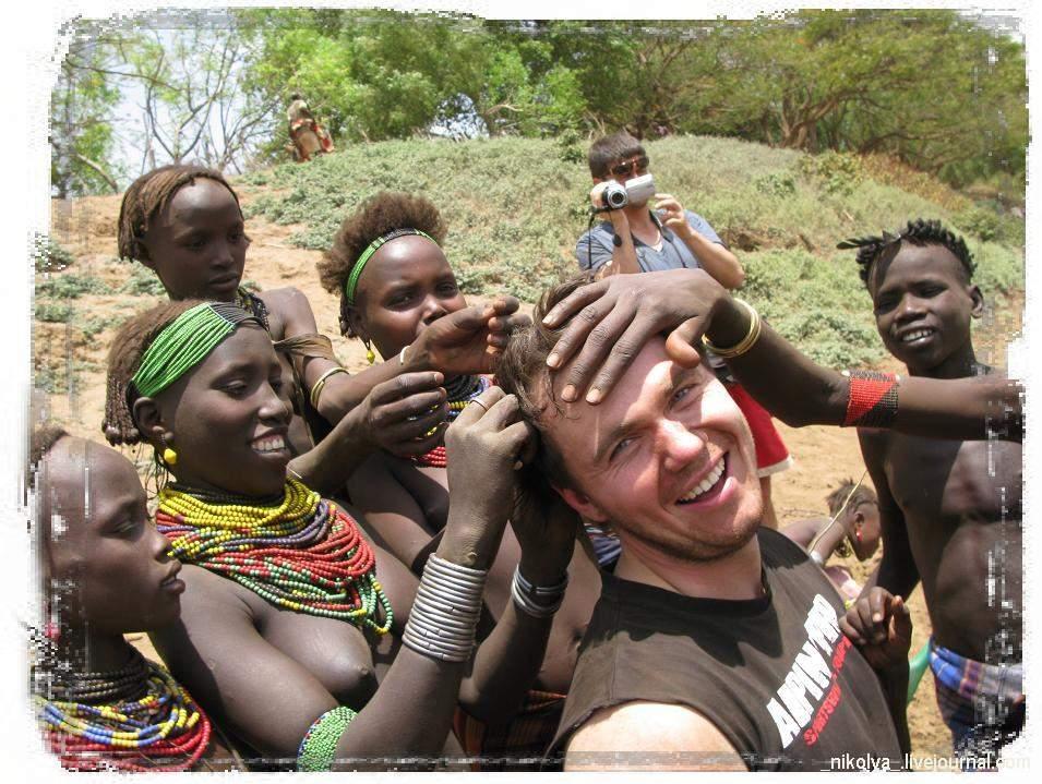 Секс в племени фото