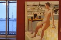 В. Валленшельд в Русском музее, фото А. Успенский