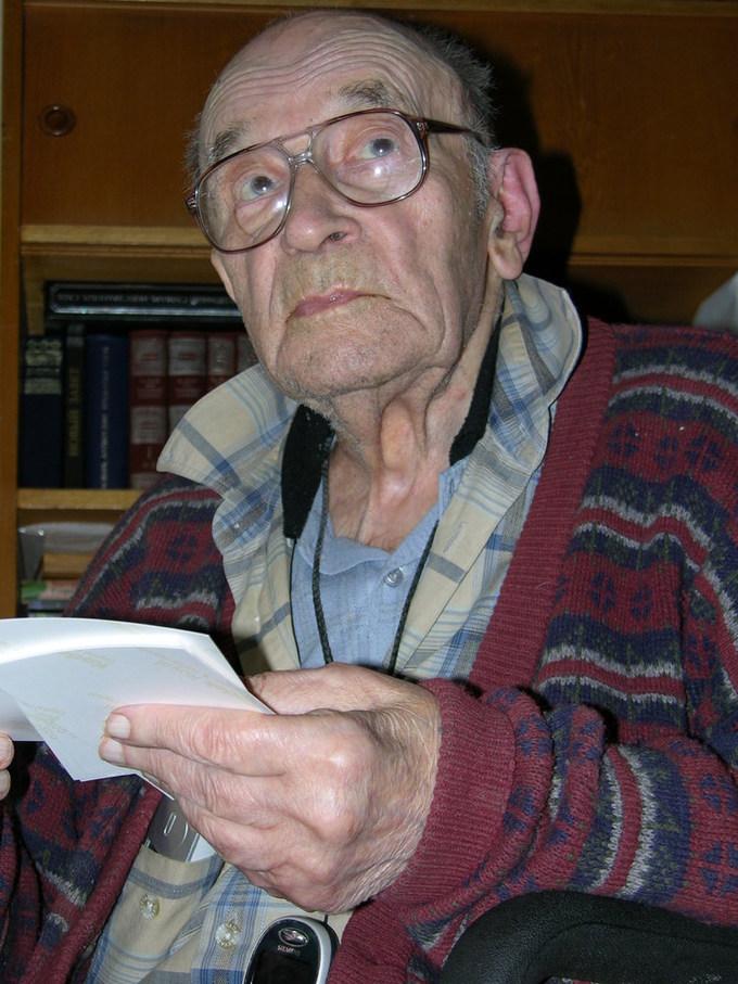 Леонид Аграночич. Фото Андрея Крылова, 2010