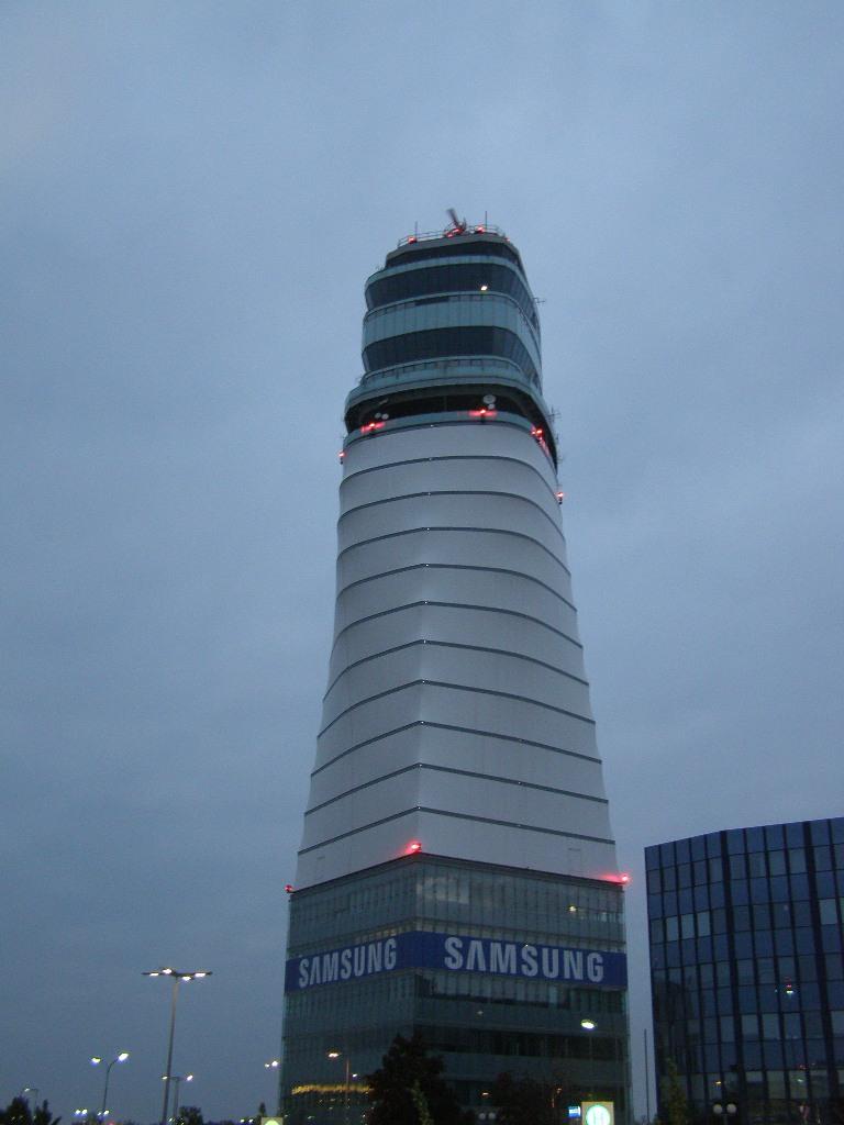 Башня управления полетами