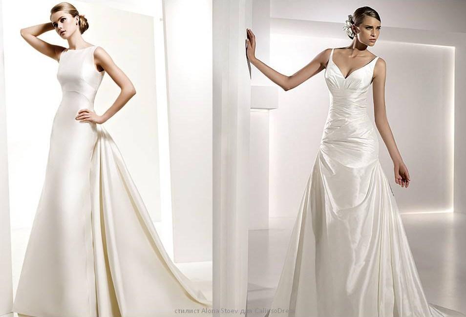 c2c746a5854c779 Свадебные платья для фигуры прямоугольник. Отличительные особенности -  плечи и бедра одинаковой ширины, талия слабо обозначена, прямые бедра,  маленькая ...