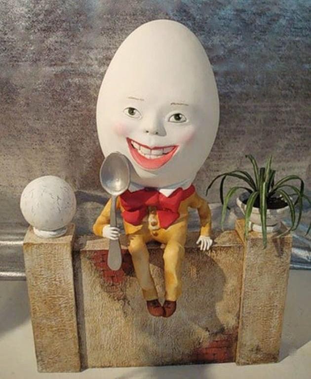 Кукла Шалтай-Болтай, Авор куклы, к сожалению, не известен, так как картинка найдена в Сети
