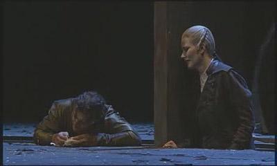 Флорестан и Леонора