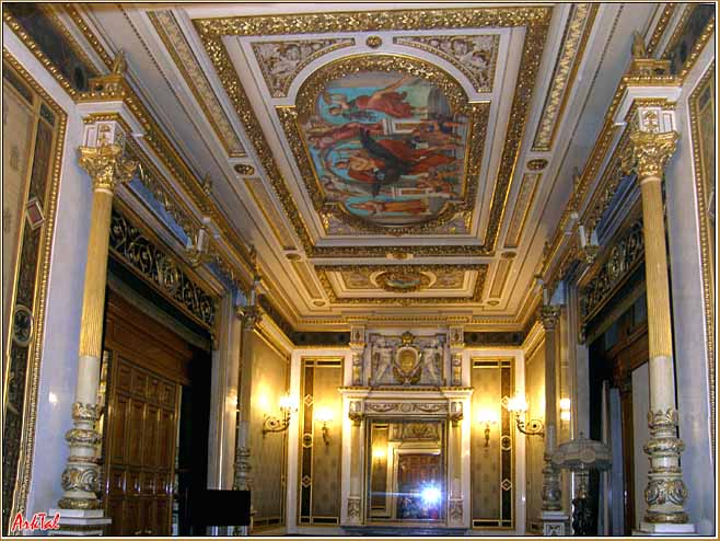 Венская Опера. Чайная комната.