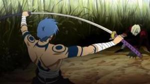 Long sword is loooooong