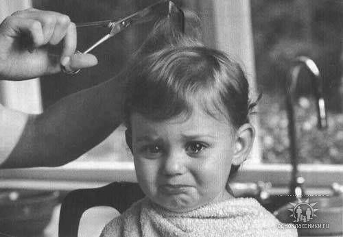 Можно ли стричь волосы маме дочке