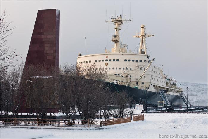 Ледокол Ленин