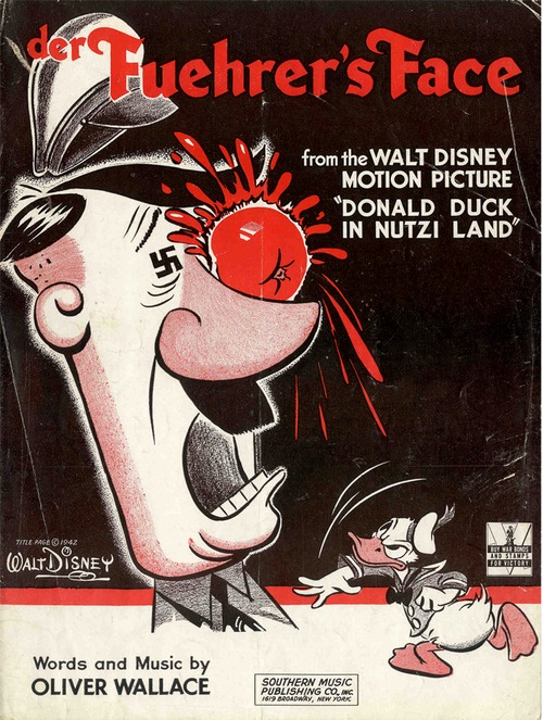 disney goes to war animated propaganda essay Disney goes to war the propaganda films that were produced at the disney victory over the axis powers in world war ii disney's impact on the united states.