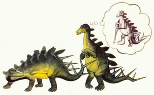 Пенис динозавра
