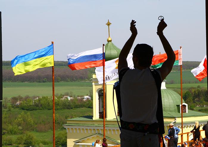 Битва Націй в Хотині 30 квітня 2010 р.