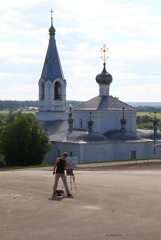 Церква в Касимові