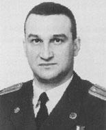 командир пдр 337 пдп ст.лейтенант Альберт Алексеевич Чириков