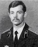 зам. ком. 2 мсб по вооружению майор Владимир Николаевич Гоголев