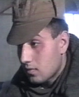 Командир отделения 131 омсбр сержант Михаил Ибрагимов