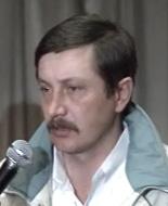 Начальник опер.отдела 131 омсбр подполковник Ю. Клапцов