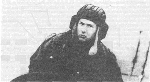 ЗКВР рр лейтенант Сергей Кравченко