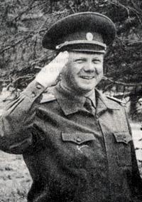 Полковник Савин